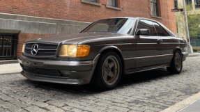 1984 Mercedes-Benz 500 SEC AMG