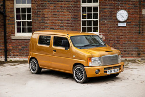 1998 Suzuki Wagon R