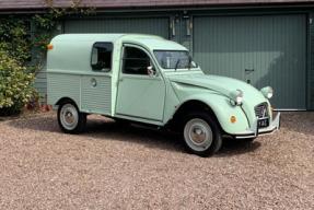 1963 Citroën 2CV Fourgonnette