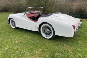 1953 Triumph TR2
