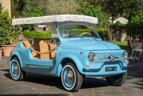 1966 Fiat 500 Jolly