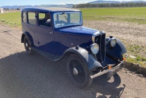 1934 Jowett Seven