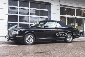 2001 Rolls-Royce Corniche Convertible