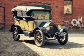 1914 Cartercar Model 7