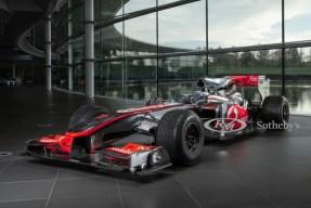 2010 McLaren - Mercedes MP4-25