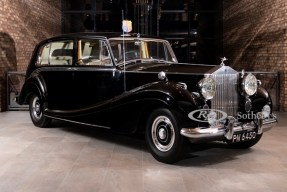 1954 Rolls-Royce Phantom