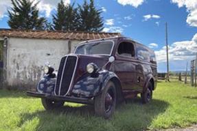 1947 Fordson Van