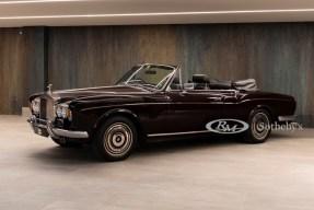 1976 Rolls-Royce Corniche Convertible