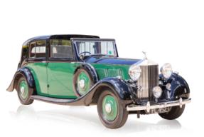 1937 Rolls-Royce Phantom