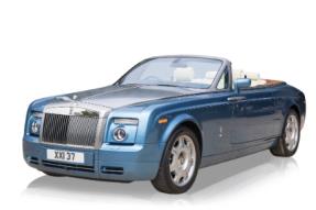 2007 Rolls-Royce Phantom Drophead Coupe