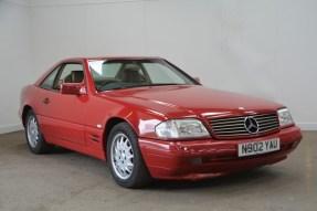 1996 Mercedes-Benz SL 280