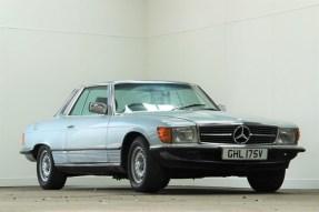 1980 Mercedes-Benz 450 SLC
