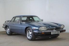 1987 Jaguar XJ-C