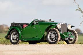 1934 MG NA