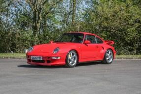 1988 Porsche 911 Turbo S