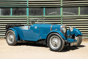 1930 Aston Martin International