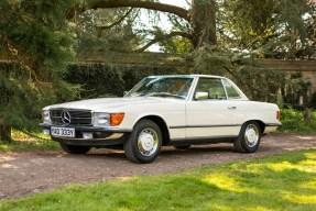 1983 Mercedes-Benz 280 SL