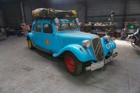 1956 Citroën 11