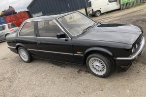 1985 BMW 316
