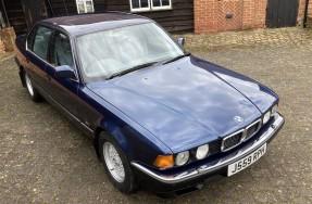 1992 BMW 750i