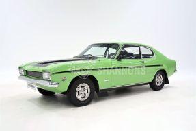 1973 Ford Capri