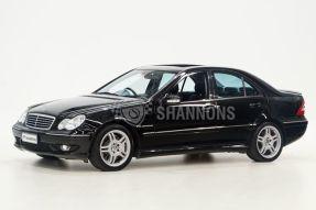 2002 Mercedes-Benz C32 AMG