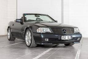 1995 Mercedes-Benz SL 600