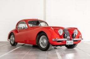 1953 Jaguar XK 120