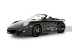 2013 Porsche 911 Turbo S Cabriolet