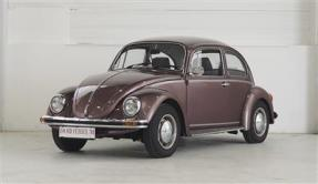 1983 Volkswagen Beetle