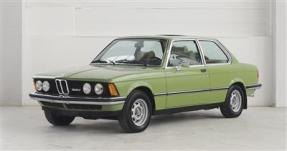 1978 BMW 320