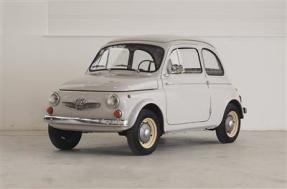 1960 Steyr-Puch 500