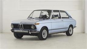 1973 BMW 2000 touring