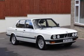 1986 BMW 525i