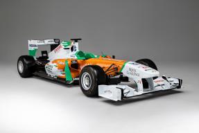 2011 Force India VJM-04