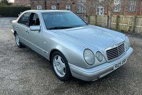 1997 Mercedes-Benz E 200