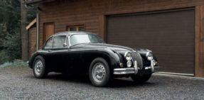 1962 Jaguar XK 150