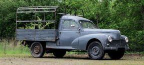 1953 Peugeot 203