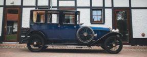 1913 Sizaire-Berwick Labourdette