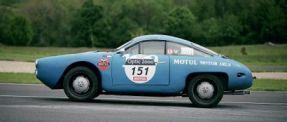 1955 Panhard Pichon-Parat Dolomites