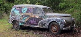 1956 Peugeot 203