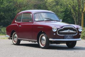 1954 Moretti 750 Alger-Le Cap