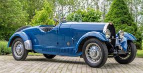 1933 Bugatti Type 49