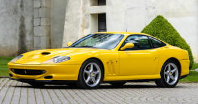 1997 Ferrari 550