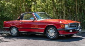 1985 Mercedes-Benz 300 SL