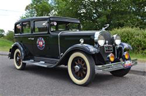 1931 Nash Series 890