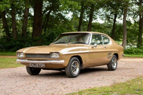 1968 Ford Capri