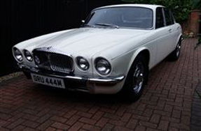 1974 Daimler Sovereign
