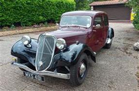 1951 Citroën Light 15