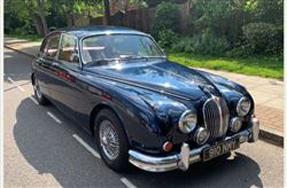1960 Jaguar Mk II